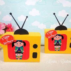 Show da Luna Ramadan Crafts, Minnie Mouse, Alice, Clip Art, Party, Gifts, Inspiration, Abayas, Tv