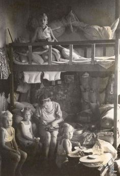 No photos exist that show the atrocious conditions in the concentration camps for Dutch women and children on Java under the Japanese occupation of the Dutch East Indies (now Indonesia) during WWII.  These Sept 20, 1945 photos of Camp Banjoebiroe 10 in Central Java were taken 5 weeks after the end of WWII by Lady Mountbatten, wife of Lord Mountbatten, Supreme Allied Commander of South-East Asia.