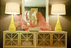 O'verlays by Danika & Cheryle - Adhesive fretwork panels that are compatible with IKEA furniture.