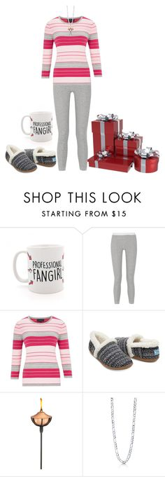 """""""Character: Romy Honey (Christmas; Year 1)"""" by writingactually ❤ liked on Polyvore featuring Skin, Viyella, Thos. Baker and BERRICLE"""