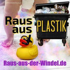 Raus aus Plastik, raus-aus-der-Windel.de ! #plastikfrei #klimawandel #umweltschutz #öko #bio #baby #windeltorte #editionriedenburg Toy Chest, Storage Chest, Toys, Baby, Decor, Environmentalism, Diapers, Activity Toys, Decoration