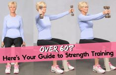 We get it--all the weights and bulky muscles and machines can be intimidating. But weight training after 60 is essential and we've got the tips you need to get started today.
