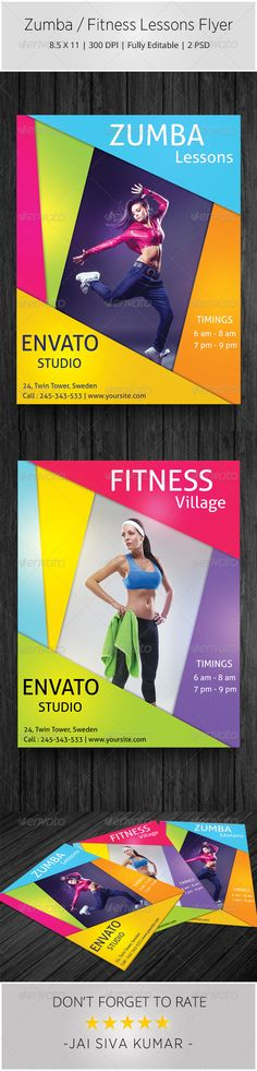 Buy Zumba / Fitness Lessons Flyer by jaisivakumar on GraphicRiver. Zumba / Fitness Lessons Flyer An Unique,Stylish and Colorful Flyer for Promoting Zumba lessons, Fitness center, gym ,. Zumba Fitness, Fitness Flyer, Fitness Brand, You Fitness, Dance Fitness, Zumba Logo, Red Trainers, Sports Flyer, Fitness Studio
