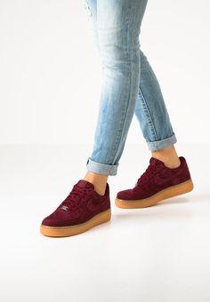 1cff0215a93d Nike Sportswear AIR FORCE 1 07 - Trainers - deep garnet for £80.00 (02 ·  Basket SneakersShoes ...
