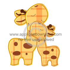 Animal Applique Designs - Applique Download