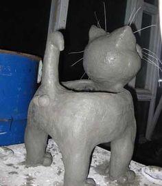 DIY-Suloinen-Cat-Kukka-Pot-from-muovi-pullo-ja-Sementin 6.jpg