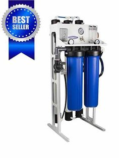Reverse Osmosis Whole House Water Filter System - 2500 Gallons Per Day Home Water Filtration, Water Purification, Whole House Reverse Osmosis, Ro Membrane, Whole House Water Filter, Water Storage Tanks, Reverse Osmosis System, Water Treatment