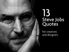 "Are you looking for steve jobs inspirational quotes? Steven Paul ""Steve"" Jobs was an American businessman, and Here are 30 Steve Jobs' quotes to inspire you Job Quotes, Life Quotes, Career Quotes, Random Quotes, Steve Jobs Apple, Twitter Cover, Day Of My Life, Look In The Mirror, Quote Posters"