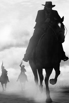 Red Dead Redemption... more like black and white redemption, hahahyeah that's not... that's not even funny . - . -Will