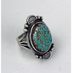 Tommy Jackson - Sterling silver ring