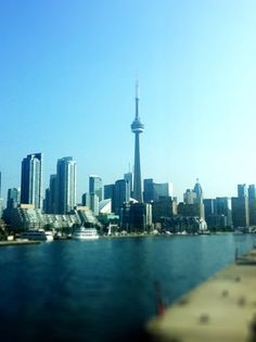 Toronto...looooove Toronoto! Love Canada period! Great city!!!