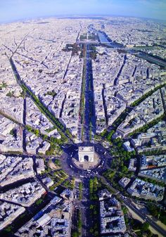 Paris. From the Witch of Painted Sorrows by MJ Rose and from The Secret History of the Pink Carnation by Lauren Willig