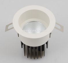 COB CXA1507 fixed led downlights recessed dimmable round cob led ceiling light with 3 years warranty