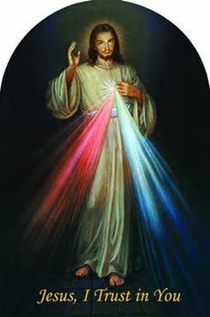 THE DIVINE MERCY NOVENA (Prayers here) - Jesus asked that the Feast of the Divine Mercy be preceded by a Novena to the Divine Mercy which would begin on Good Friday. He gave St. Faustina an intention to pray for on each day of the Novena, saving for the last day the most difficult intention of all, the lukewarm and indifferent of whom He said: ...