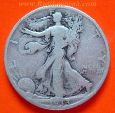 1933 S half dollar, I have a coin collection.