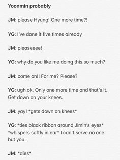 Why do I feel like Jimin can't get over the fifty shades of grey sh*t in BS&T just like the rest of us Yoonmin shippers Jimin, Bts Namjoon, Bts Bangtan Boy, Bts Boys, Jhope, Seokjin, Hoseok, K Pop, Taehyung
