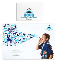 Boy Scouts of America Direct Mail Campaign   Envision Creative Group