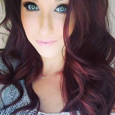 Jaclyn Hill ... Amazing hair and make up