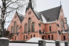 The Pink Church of Kemi