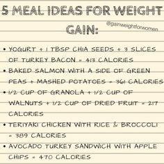 weight gain:Foods for weight gain: Apples on apples on apples. weight gain info «Tu es toujours plus fort que ce que tu penses How To Gain Weight For Women, Ways To Gain Weight, Weight Gain Journey, Weight Gain Meals, Weight Gain Meal Plan, Healthy Weight Gain, Get Healthy, How To Lose Weight Fast, Weight Loss