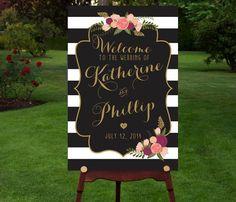 Te traemos el primer detalle de decoración que tus invitados verán al llegar: ¡los carteles para bodas de bienvenida! Causa sensación en tu boda!