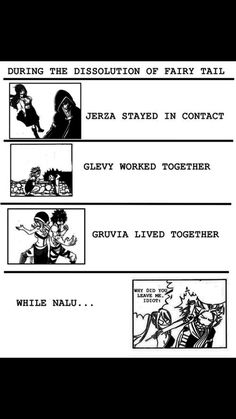 well actually Gruvia only lived together for half a year before Gray disappeared, but still ;)