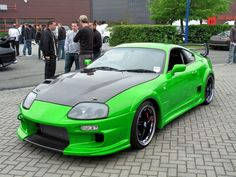supra and nice color