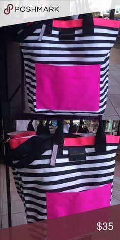 VS tote bag large cute! VS tote bag large cute!new Victoria's Secret Bags Totes