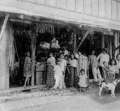 In front of an Iloilo sari-sari store