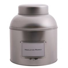 Classic domed shaped caddy designed to hold 1.5kg of tes.