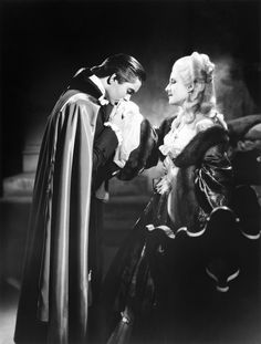Marie Antoinette, Norma Shearer and Tyrone Power   @Grace this is airing on Turner Classic Movies next week I think!  If you haven't seen it, you have to. It's the most beautiful, saddest, amazing classic film. My mom and I used to watch it and bawl together.