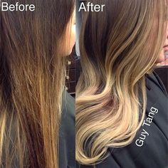 Olaplex Before & After