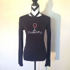 """L'Ecole No 41"""" Cute Top Good condition Tops Tees - Long Sleeve"""