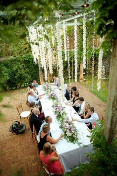 Wonderful backyard wedding ideas (5)