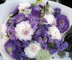 Flores e frases: BUQUÊ DE FLORES