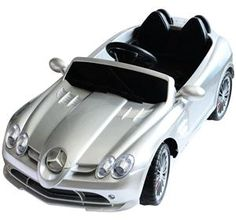 12v kids ride on car licensed mercedes benz slr electric car toy gift with r