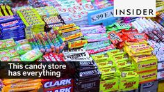 This legendary NYC candy store will make you feel like a kid again - YouTube