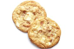 Toffee, Macadamia and White Chocolate Chunk Cookies recipe - Canadian Living