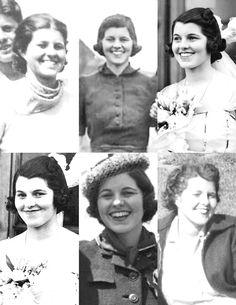"Rose Marie ""Rosemary"" Kennedy (September 13, 1918 – January 7, 2005) was a member of the Kennedy family. She was the first sister of President John F. Kennedy, Senator Robert F. Kennedy, and longtime Senator Ted Kennedy. ♡❤❤❤♡❤♡❤❤❤♡ http://en.wikipedia.org/wiki/Rosemary_Kennedy"