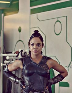"""Tessa Thompson as Valkyrie in Thor: Ragnarok "" Marvel E Dc, Marvel Women, Marvel Girls, Captain Marvel, Marvel Avengers, Superhero Villains, Marvel Characters, Marvel Movies, Tessa Thompson"
