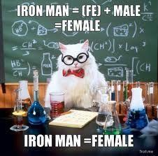 I am Ironman.