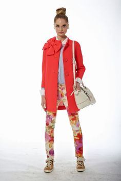 Kate Spade New York SPRING 2014 READY-TO-WEAR