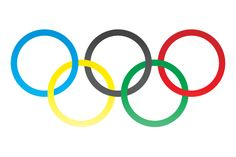 What event are you most looking forward to? wikiHow to Draw the Olympic Rings via www.wikiHow.com