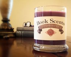 The Last Witch - Book Inspired Candle - Hand Poured, 10 oz soy blend container candle on Etsy, $14.00