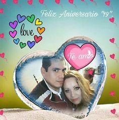 Gracias esposo por hacer juntos nuestra historia. Te amo ❤