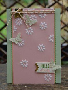 Hello Petals & Buterflies