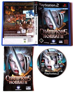 Champions Of Norrath - Realms Of EverQuest für Playstation 2,PS3,in OVP!