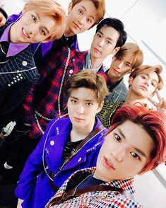 nct u - boss Winwin, Nct 127, Nct Taeyong, Mark Lee, K Pop, Grupo Nct, Ntc Dream, Johnny Seo, Nct Johnny