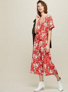 Skirts Independent Nuevo Hanna Andersson Sin Cierres Floral Falda Talla 110 Or 4 5 6 Yr Con