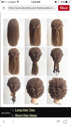 Just Because You Donu0027t Have Long, Luscious Locks Doesnu0027t Mean You Canu0027t  Rock Some Fantastic Braided Hairstyles! Medium Length Hair Is Such A  Perfect Balance ...